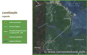 STJ mantém proibição de nova estrada em Antonina - Correio do Litoral