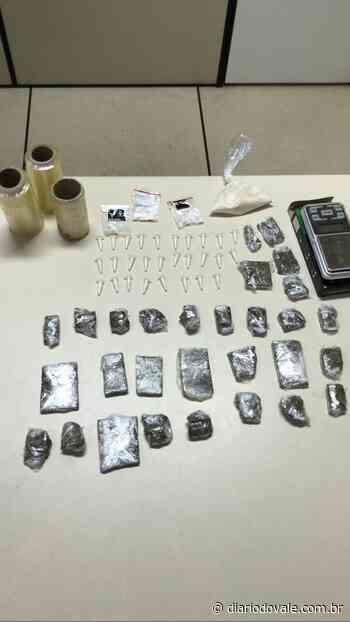 Polícia Civil estoura depósito do tráfico e prende dois vapores em Paraty - Diario do Vale