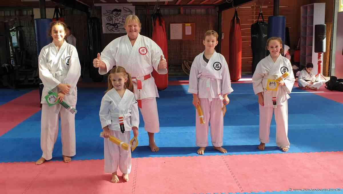 Mid North Coast Karate reports successful grading of students - Camden Haven Courier