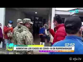 Rurrenabaque reporta su primer deceso por Covid-19 - eju.tv