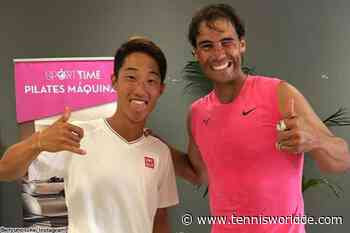 """Schüler von Rafael Nadal: """"Ich hatte die beste Zeit meines Lebens"""" - Tennis World DE"""