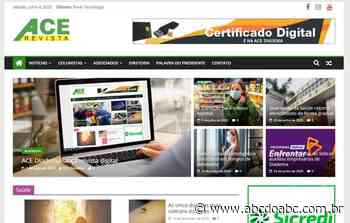 ACE Diadema lança revista digital - ABCdoABC