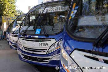 Prefeitura de Diadema entrega sete novos micro-ônibus para o transporte coletivo da cidade - Mobilidade Sampa