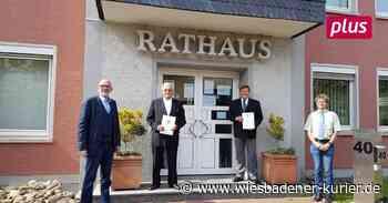 Neuer Schiedsmann Ralph Ronz in Walluf ist nun im Amt - Wiesbadener Kurier