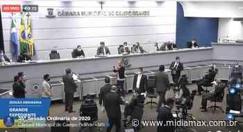 Câmara de Campo Grande entra em recesso e pode voltar em agosto com sessões remotas - Jornal Midiamax