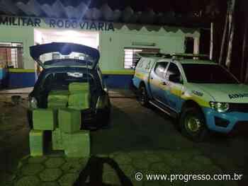 Polícia apreende 268 kg de maconha que seria levada para Campo Grande - O Progresso - Dourados