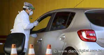 Novo ponto de testes de covid-19 em Campo Grande - Diario Digital