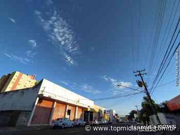 Céu azul e frio: sexta-feira continua gelada em Campo Grande - Top Mídia News