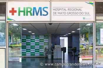 Atendendo toda a região, 87% das UTIs de Campo Grande estão ocupadas - Campo Grande News