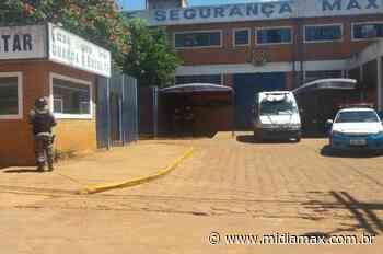 Detento passa mal e morre em presídio de Campo Grande - Jornal Midiamax
