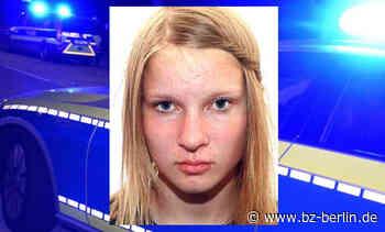 Vermisst! Wer hat Maria Chantale S. (16) aus Falkensee gesehen? - B.Z. Berlin