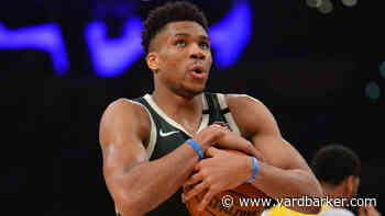 NBA revenue drop could affect Giannis Antetokounmpo's new contract