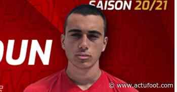 """Owen Louzoun (SC Mouans-Sartoux) """"Cette saison, je veux franchir un cap"""" - Actufoot"""