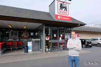 Zaakvoerder Delhaize Torhout neemt winkel Koekelare over - Krant van Westvlaanderen