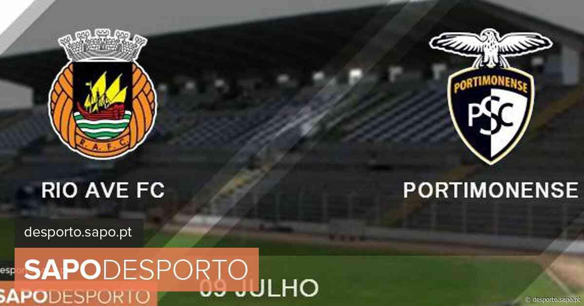 Europa e manutenção em jogo em Vila do Conde: acompanhe o Rio Ave-Portimonense EM DIRETO - SAPO Desporto