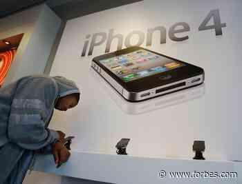 Apple Loop: New iPhone 12 Leaks, iPad Pro's Massive Upgrade, Goodbye MacBook Air - Forbes