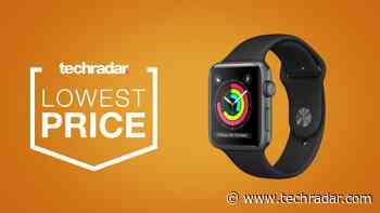 The Apple Watch 3 hits all-time record low price of just $169 at Amazon - TechRadar