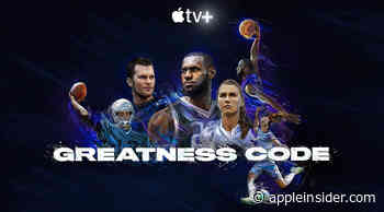Apple TV+ review: 'Greatness Code' a uniquely presented sports documentary series - AppleInsider