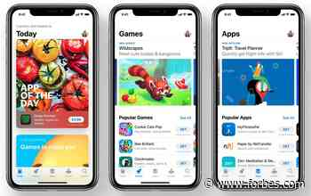 What Apple And Google Have To Learn About Apps And Subscriptions Pricing In 2020 - Forbes