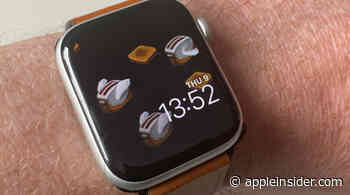Apple works to avoid screen burn-in on Apple Watches - AppleInsider
