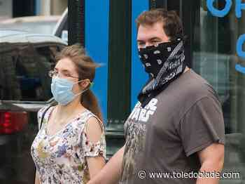 Mask mandate takes effect in Wood County