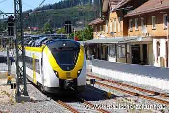 Wieder Monate mit Bus statt Bahn - Titisee-Neustadt - Badische Zeitung