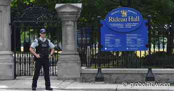 RCMP 'disappointed' by idea of race as factor in Rideau Hall arrest outcome