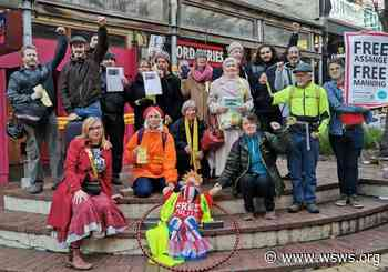 Weltweite Proteste für die Freiheit von Julian Assange - World Socialist Web Site