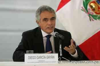 Diego García Sayán es el nuevo presidente del Tribunal de Ética del Consejo de la Prensa Peruana - Expreso (Perú)