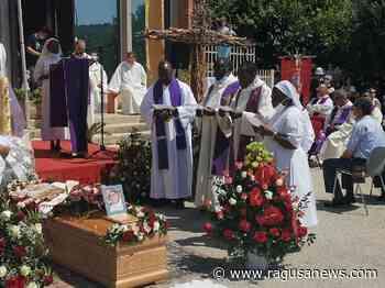 I religiosi del Butembo Beni hanno omaggiato padre Giordanella Scicli - RagusaNews