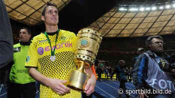 Als der BVB Bayern schlug: Sebastian Kehl über den Pokalsieg 2012 - SportBILD