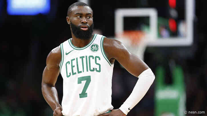 NESN Diary: Celtics' Jaylen Brown Sees Big Picture Amid NBA Return (And Other Random Thoughts)