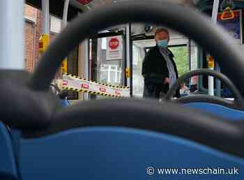 Government will keep its advice to avoid public transport under review - NewsChain