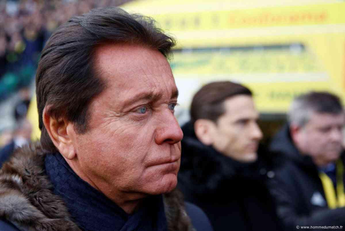 FC Nantes – Mercato : Cette priorité n'a pas changé, Kita le réaffirme ! - Homme Du Match