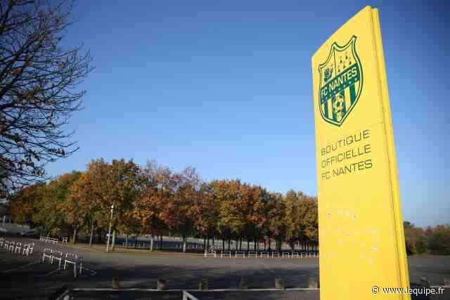 Le FC Nantes signe avec Macron - Foot - L1 - Nantes - L'Équipe.fr