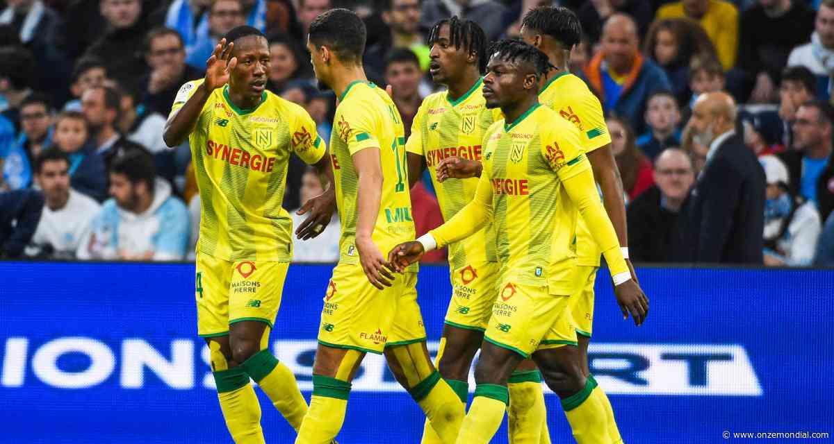 FC Nantes - Ligue 1 : le calendrier 2020-2021 - Onze Mondial