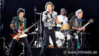 """""""The Rolling Stones Do Not Support Donald Trump"""" - Inforadio vom rbb"""