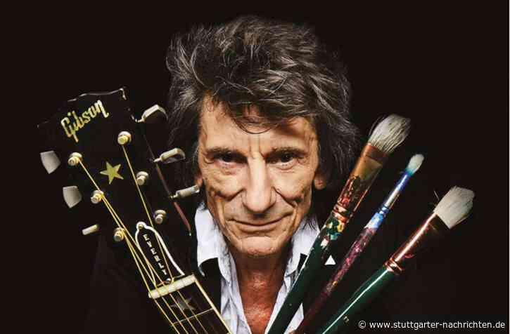"""Dokumentarfilm: """"Ronnie Wood"""" - Der andere Gitarrist der Rolling Stones - Stuttgarter Nachrichten"""