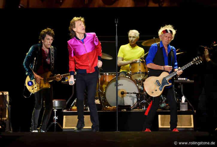 """The Rolling Stones veröffentlichten bisher nie gezeigten Song """"Criss Cross"""" inklusive Musikvideo - Rolling Stone"""
