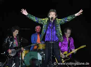 """Rolling Stones: Neuer Song """"Criss Cross"""" am Donnerstag – Teaser hier - Rolling Stone"""