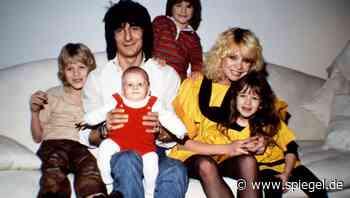 """Rolling Stones-Zögling Jamie Wood: """"Drogen waren normal in meiner Familie"""" - DER SPIEGEL - DER SPIEGEL"""