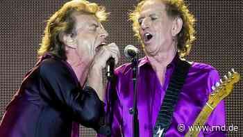 The Rolling Stones – Corona-Single bald zum Anfassen - RND