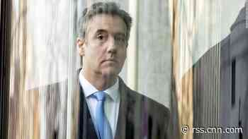 Terms of Michael Cohen's return to prison under scrutiny