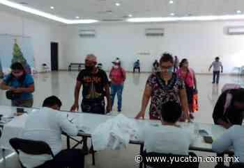 Familiares de director de Izamal con apoyos - El Diario de Yucatán