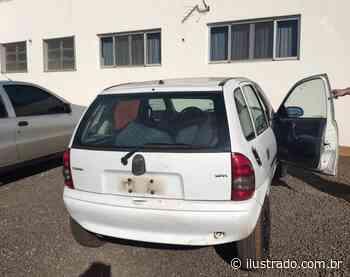 Carros furtados em Umuarama eram levados para Campo Mourão - Umuarama Ilustrado