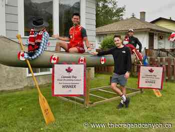 Canmore's Canada Day house decorating contest grateful winners - The Crag and Canyon