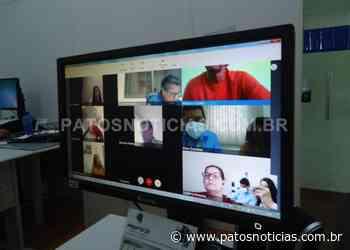 Colmeia realiza a sua segunda reunião virtual em Patos de Minas - Patos Notícias