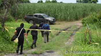 Tres hombres fueron asesinados en Santiago Nonualco, La Paz - elsalvador.com