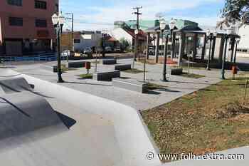 Prefeitura de Arapoti conclui obras de revitalização na praça Dona Isa - Folha Extra