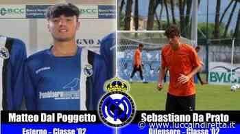Real Forte Querceta promuove Dal Poggetto e Da Prato in prima squadra - LuccaInDiretta